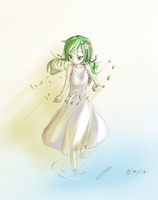 Flowergirl by Balrith
