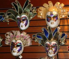 venetian mask 2 by LongStock
