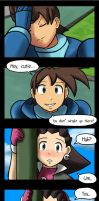 Megaman Legends 3 Page 11 by dklproductions