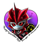 Happy Valentines Day 2015 by Laserbot