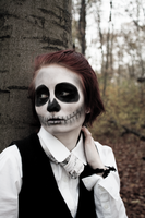 .:Skull (f):. by SecondImpactCosplay