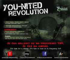 You-nited REVOLUTION-poster by R1Design