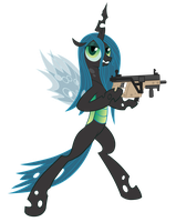 queen chrysalis by shadawg