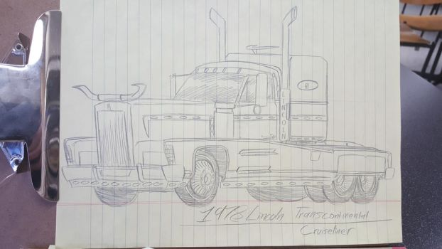 If Lincoln Made a  Semi by Sketchywolf-13