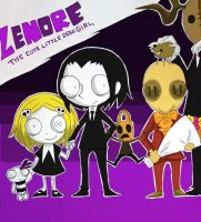 Lenore and... by 3776mono
