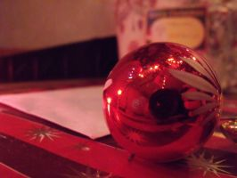Christmas ornament by Janica23
