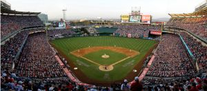 Angel Stadium by rush71621