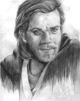 Kenobi I by nameless-avatar