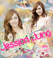 SNSD Jessica Edit [PNG] 01 by xElaine