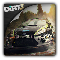 Dirt 3 v2 icon by Themx141