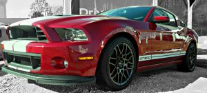 2013 Shelby Mustang GT500 by NeverEndingAdventres