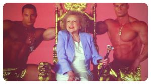 betty white by filipecopi