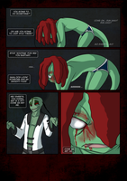 BS Round 1 :Page EIGHTEEN: by lledra