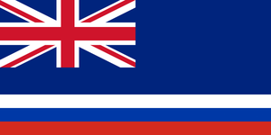 British Occupied Russia by Alternateflags