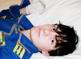 Roy Mustang by Kendra-Paige