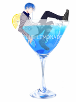 Blue Lemonade by balltang