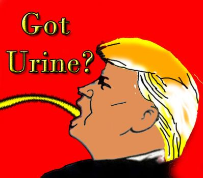 Trump Wee by oi101