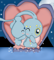 love manaphy and phione