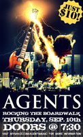 Agents Poster by iReap