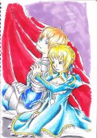Depictions of the King by angelic-swordien