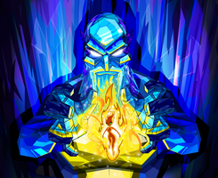 Ice to a flame by kudoze