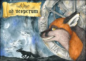 ad vesperum by Anatoliba