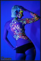Black light 2 by AmyFantasea