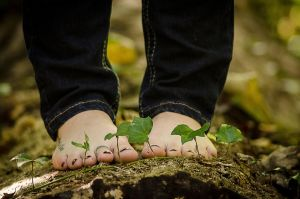 Nature Toes by nikongriffin