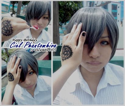 Ciel Birthday by Pansy--Noodle
