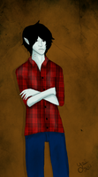 Marshall lee by Yaudio