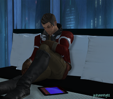 Regrets - Theron Shan {SWTOR} by jediserenity82