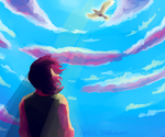 And My Angel Flies by TaMarchingTomahawk