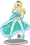 Ambiio Princess Rosalina by Blackmoonrose13