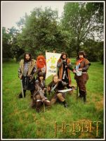 We are the Dwarves of Erebor.. by AlexOakenshield