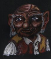 It's Hoggle - Dark by Artist-Anika