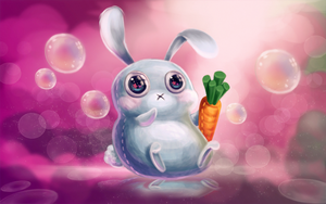 Bunny for Rii by Mig515
