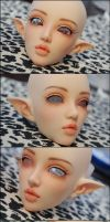 Face-up: Fairyland Feeple65 Chloe - 3 by asainemuri