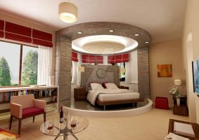 Master Bedroom by alaashabana