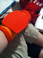 Cosplay Arm 1 by SoulEaterQueen