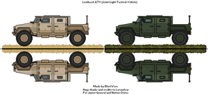 Lockheed JLTV by BlastWaves