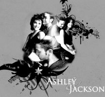 Ashley and Jackson by Anieonal