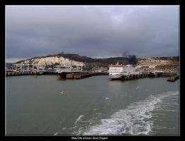 White Cliffs of Dover by Ironicph8