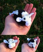Cow-ball by Madelei