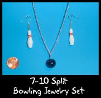 7-10 Split Jewelry Set by YellerCrakka
