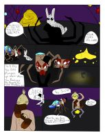 Audition page 1 by HollowThinker