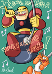 Like a Wrecking Ball by A-the-Shade