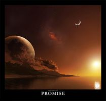 Promise Print by loucards325