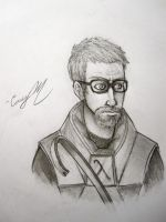 MR. GORDON FREEMAN by arystar