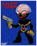 Heads Up 148 - SD Hakaider by SeanRM