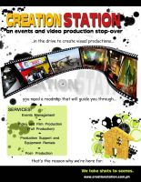 CREATION STATION2 by arianedenise
